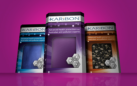 Karibon packaging
