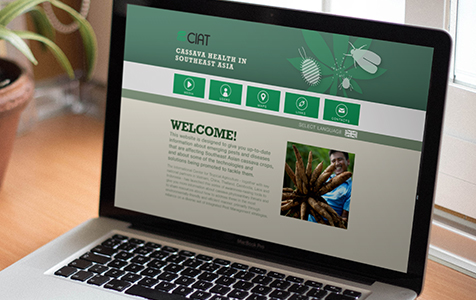 CIAT website
