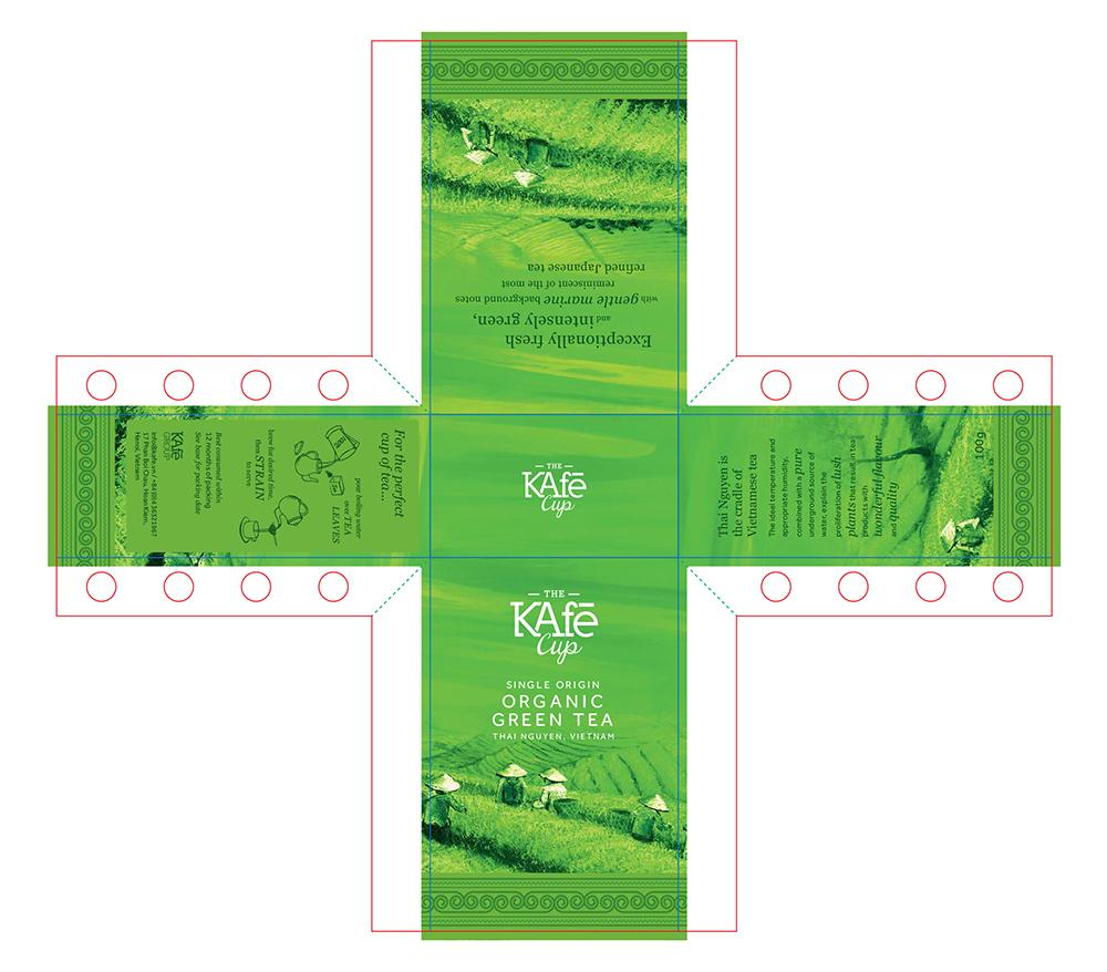 Green Tea Flat AW